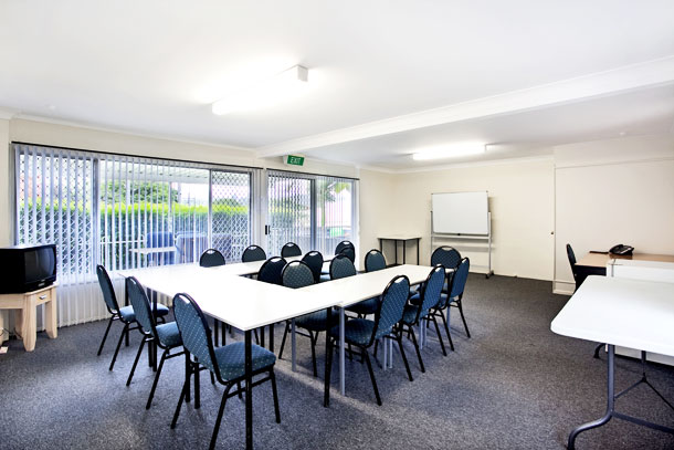 Meeting / Training / Interview Venue at Nambour Lodge Mote